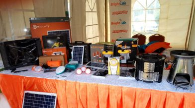 BrightLife Products Grab Attention at Africa Energy Forum: Off the Grid