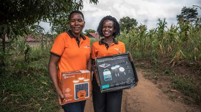 Pairing Microfinance and Social Enterprise for Clean Energy Access