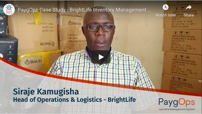 Case Study: BrightLife Inventory Management Workflow