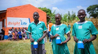 Lending Out Light in Africa